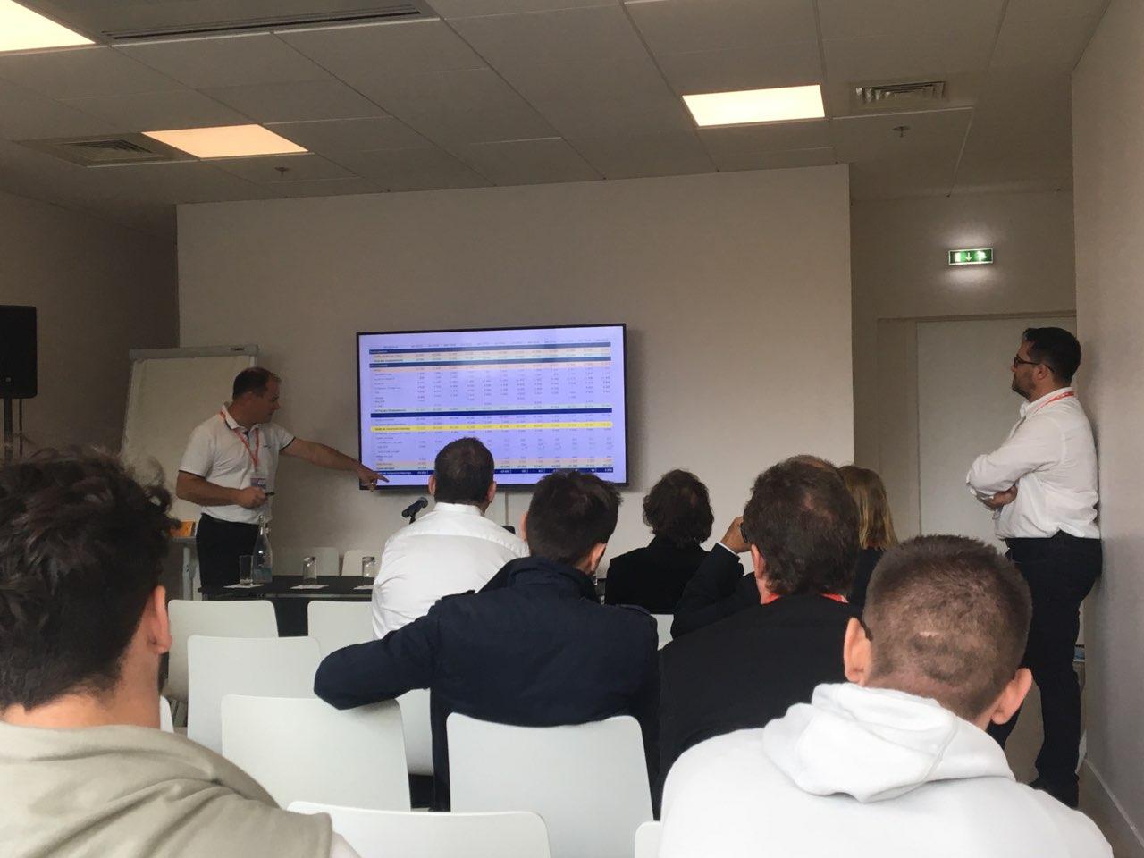 Conférence de Guillaume MARTIN et Dominique VIEJO au Carrefour des Entrepreneurs de l'Anjou 2019