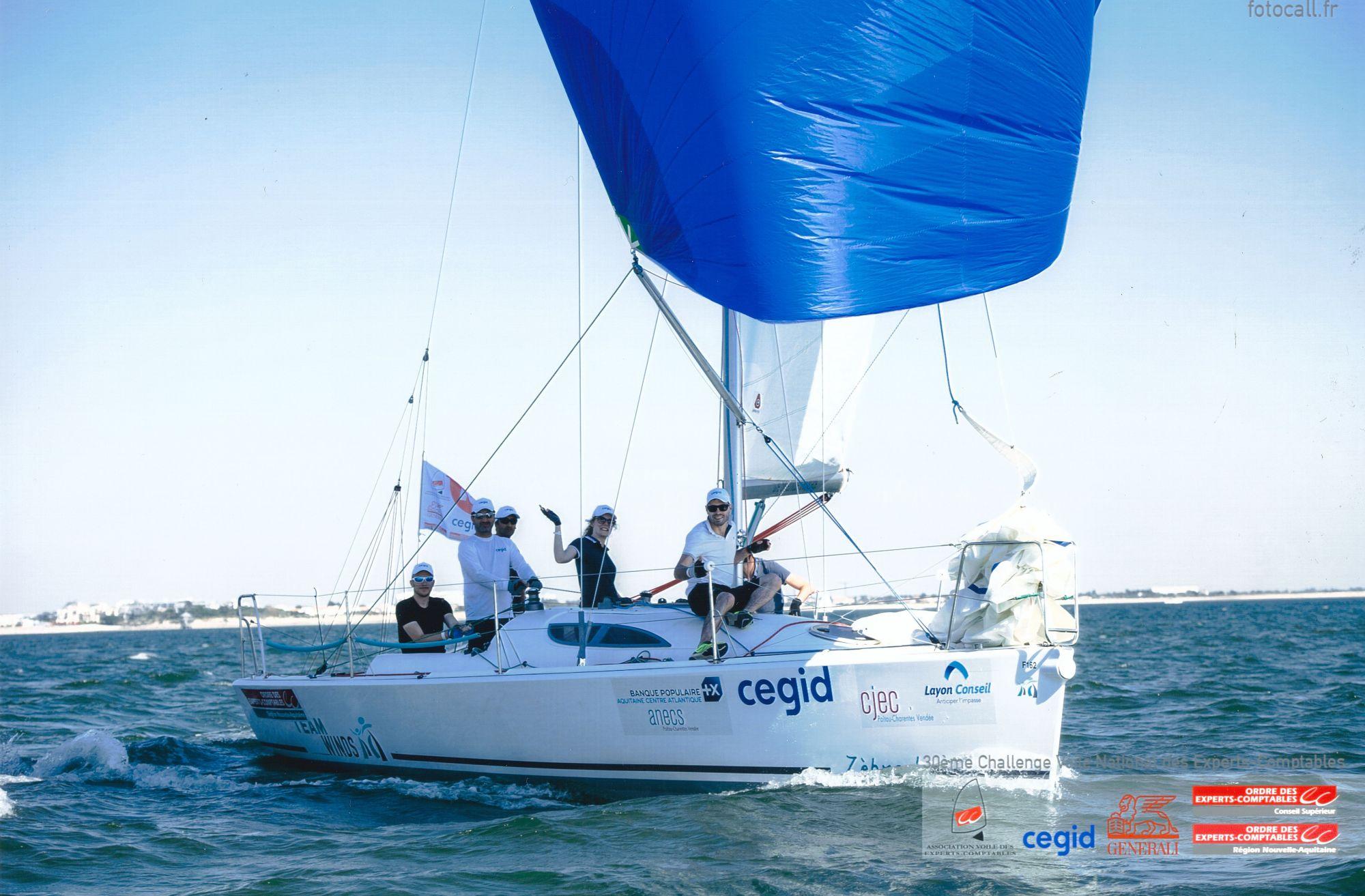 Challenge voile 2021 bateau